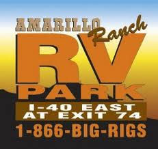 Amarillo Ranch RV Park Amarillo Texas 79104