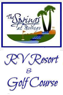 The Springs at Borrego RV Resort and Golf Course Borrego Springs CA 92004