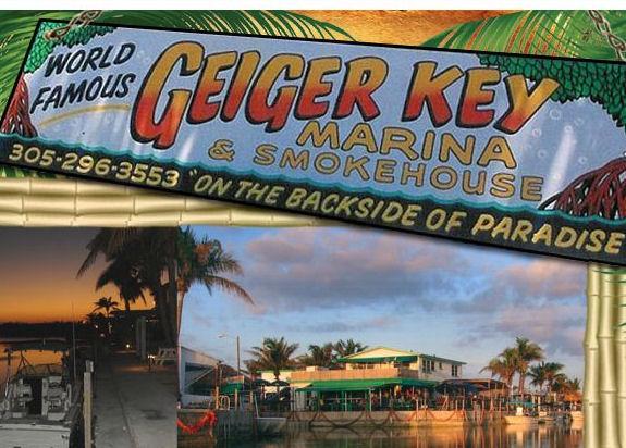 Geiger Key Marina RV Park Key West Florida 33040