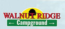 Walnut Ridge Campground New Castle IN 47362