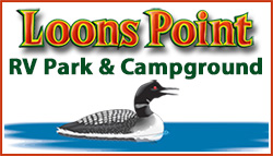 Loons Point RV Park and Campground Cedarville MI 49719