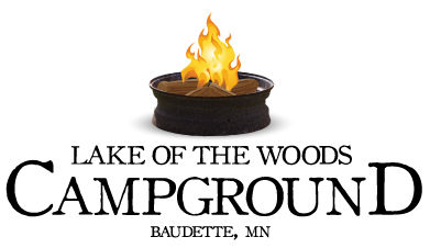 Lake of the Woods Campground Baudette MN 56623