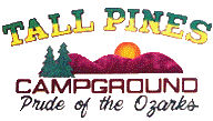 Tall Pines Campground in Branson MO 65616