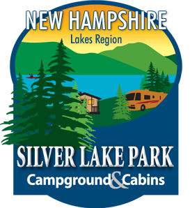 Silver Lake Park Campground and Cabins in Belmont NH 03220
