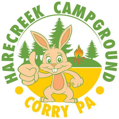Harecreek Campground Corry Pennsylvania 16407