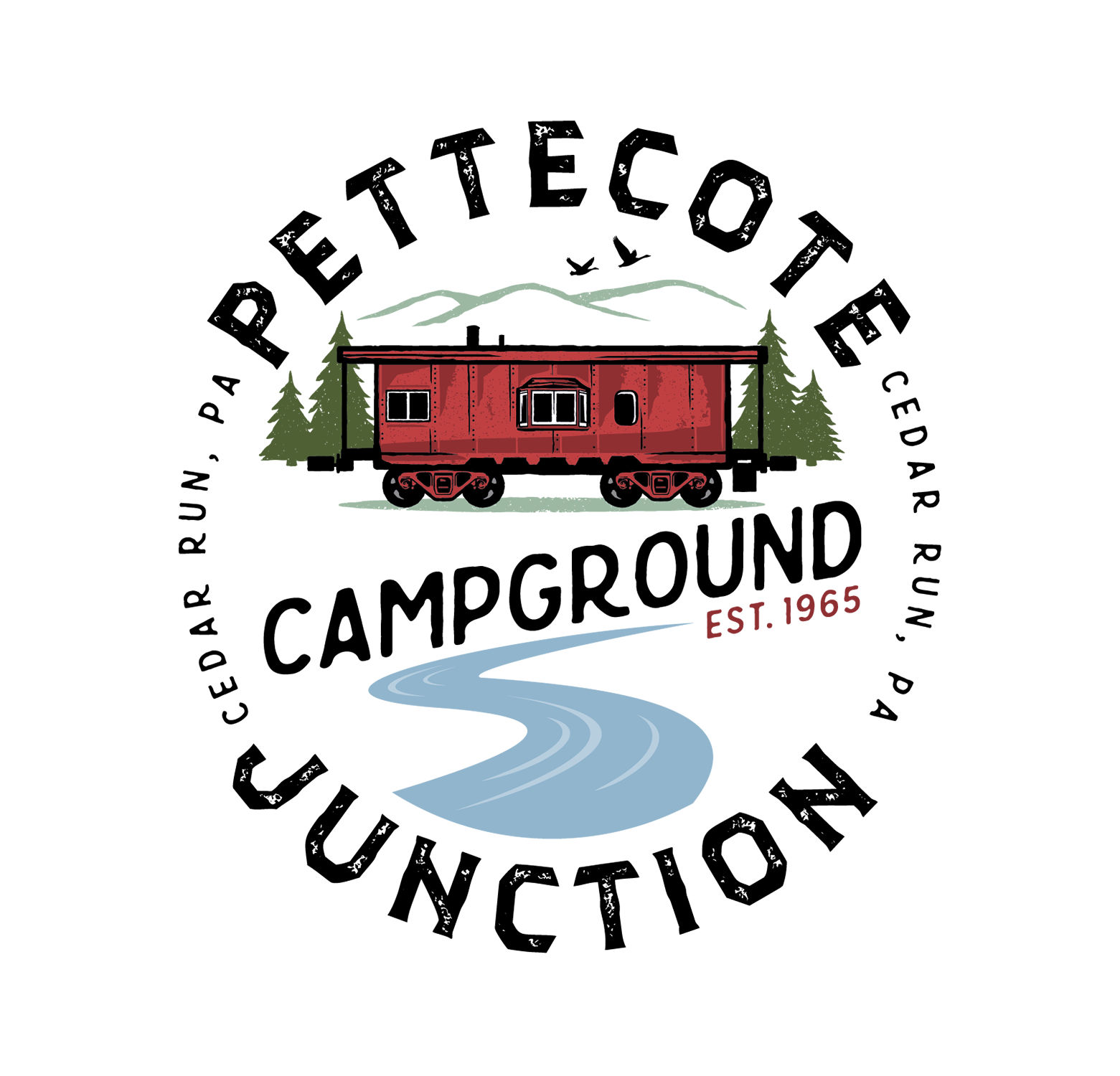 Pettecote Junction Campground Cedar Run PA 17727