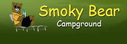 Smoky Bear Campground and RV Park in Gatlinburg Tennessee 37738