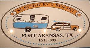 Surfside RV and Resort Port Aransas Texas