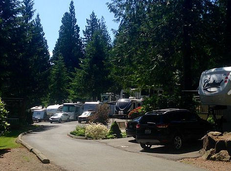 Blue Sky RV Park Issaquah, Washington 98027